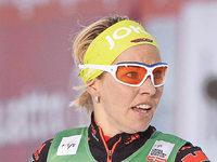 Stefanie Böhler 27. in Davos
