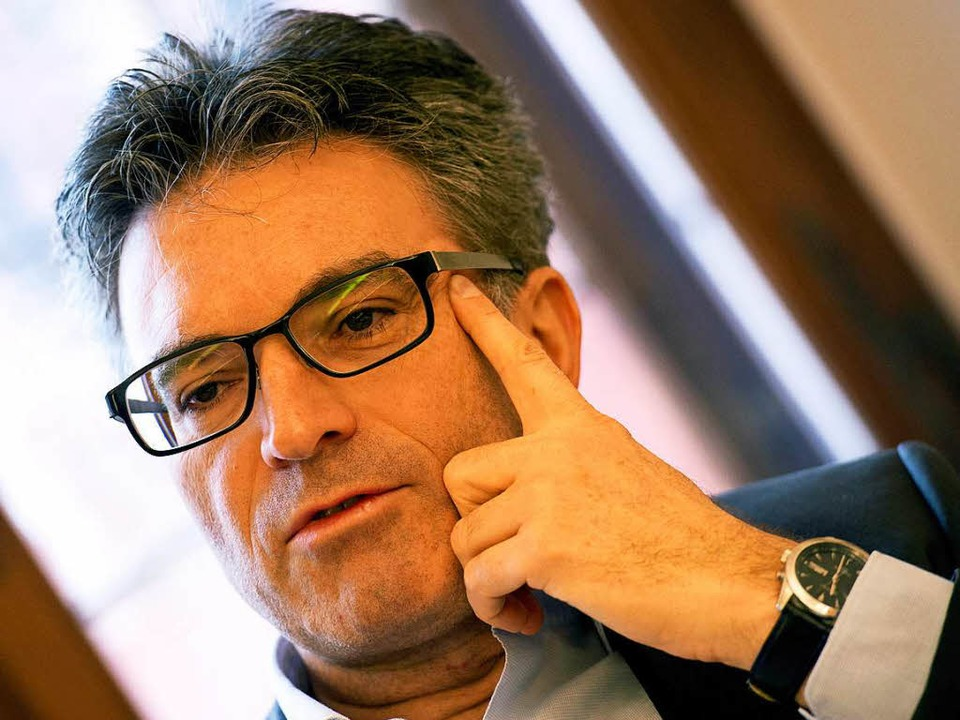 Dieter Salomon  | Foto: dpa