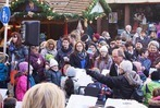 Fotos: Gut besuchter Weihnachtsmarkt in Endingen