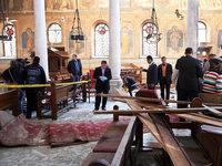 Mindestens 25 Tote bei Anschlag auf Kirche in Kairo