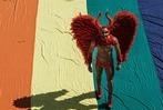 Fotos: Copacabana in Regenbogenfarben: Die LGBT Pride Parade in Rio de Janeiro