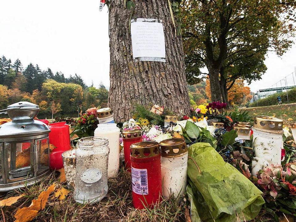 Im Fall der getöteten Studentin Maria ...Fragen auf, als er Antworten liefert.   | Foto: Patrick Seeger (Dpa)