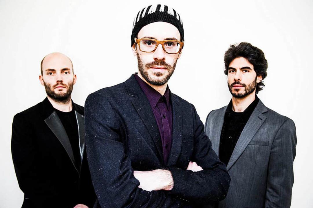 Auch das David Helbock-Trio kommt nach Lahr.  | Foto: promo