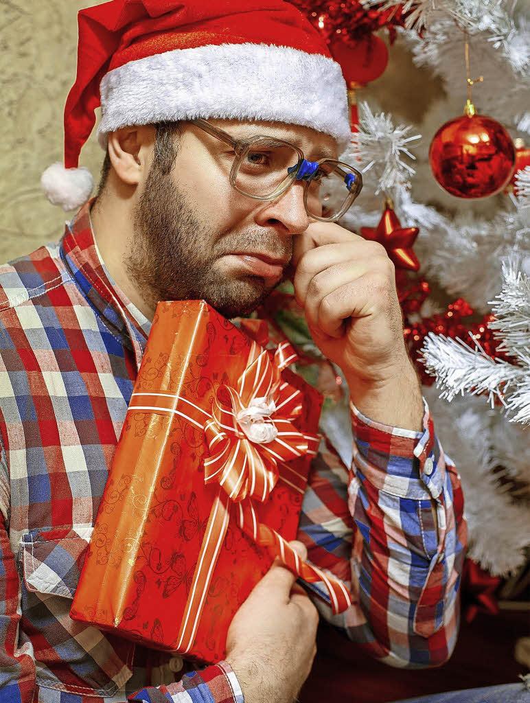 Mein schlimmstes Weihnachtsgeschenk - fudder - Badische Zeitung