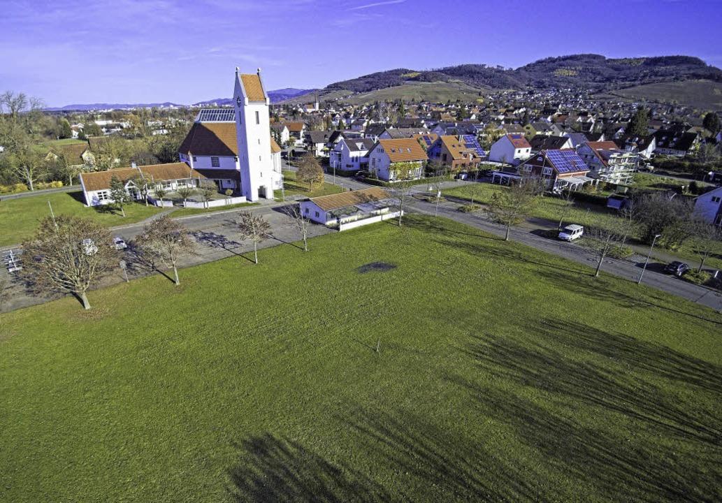 Schallstadt wird sich wandeln: Die Gemeinde bekommt eine neue Ortsmitte.   | Foto: Michael Saurer