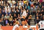 Fotos: Das Spitzenspiel der Zweiten Volleyball-Bundesliga in Offenburg