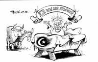 Dementi: Die Türkei erlaubt Weihnachtsfeiern