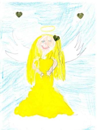 Lilly Rehm, 8 Jahre, Opfingen
