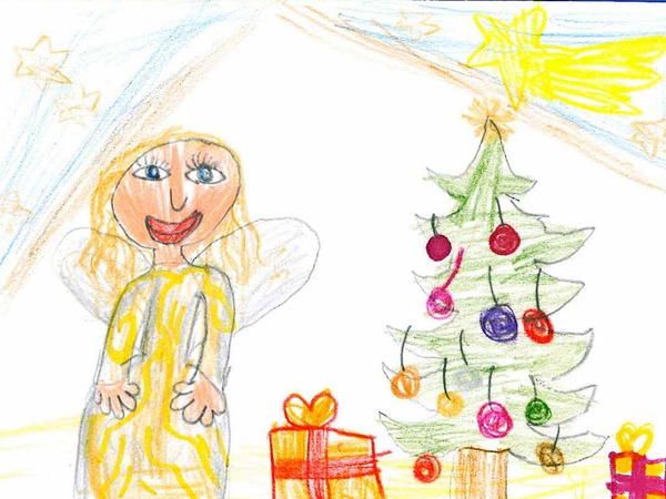 Caroline Ott, 8 Jahre,  Herbolzheim