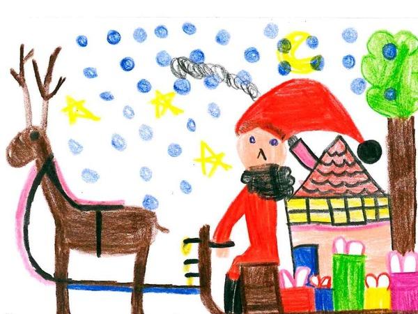 Valentina Gerber, 7 Jahre, Heitersheim