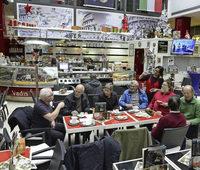 """Eiscafé-Betreiber im """"Zentrum Oberwiehre"""" fühlt sich herausgemobbt"""