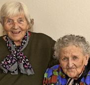 Wiedersehen im Altenheim nach 40 Jahren