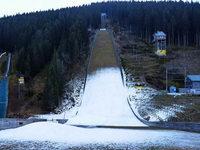 Im Hochschwarzwald ist nur wenig Schnee für Wintersport