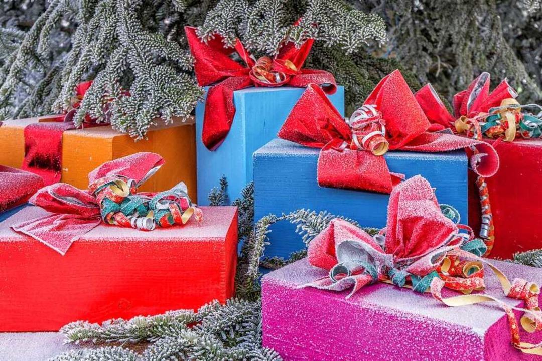 3 ideen weihnachtsgeschenke originell verpacken l rrach badische zeitung. Black Bedroom Furniture Sets. Home Design Ideas