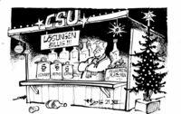 Der bayerische Weihnachtsmarkt bleibt offen!
