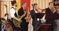 Ska-Band FOMF in Titisee-Neustadt