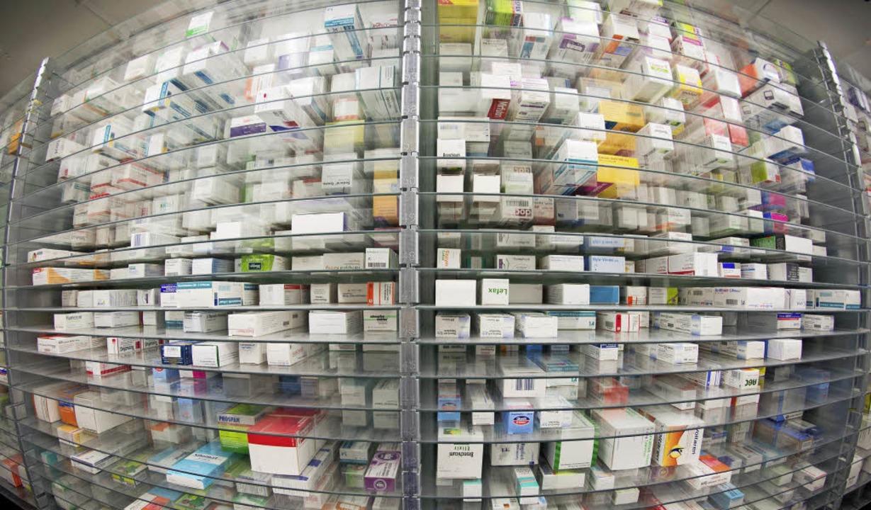 Medikamente, wie sie hierzulande jeder...en kann, sind in Venezuela Mangelware.  | Foto: DPA
