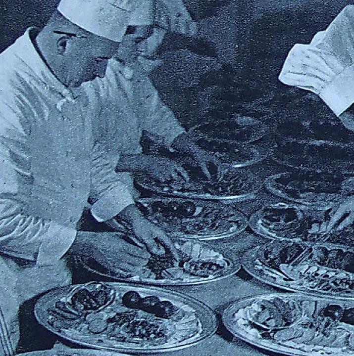 Glockenklang und Menü zur Weihnacht - St. Blasien - Badische Zeitung