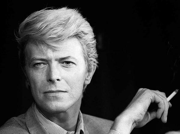 """David Bowie starb am 10. Januar, wenige Tage nach seinem 69. Geburtstag und der Veröffentlichung seines neuen Albums """"Blackstar""""."""