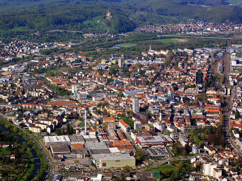 Auch nach den Statistiken ist Lörrach eine vitale Stadt.   | Foto: Erich Meyer