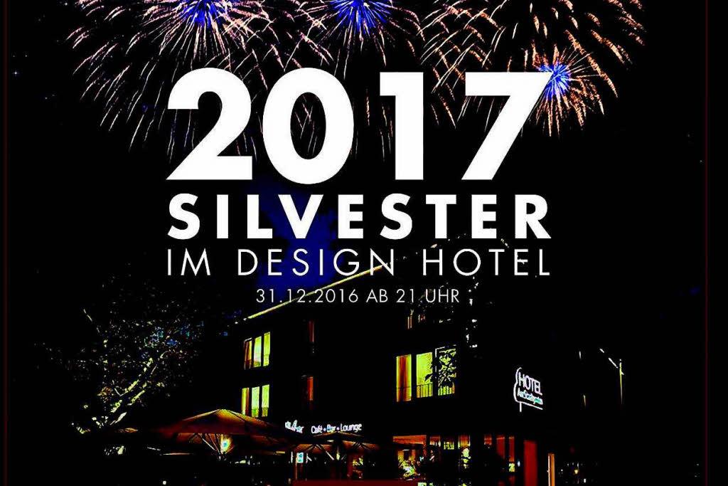 An silvester kannst du im designhotel am stadtgarten for Designhotel elsass