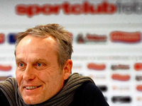 Christian Streich ist der dienstälteste Bundesligatrainer