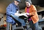 Fotos: In der alten Schmiede in Wyhlen glüht kein Eisen mehr