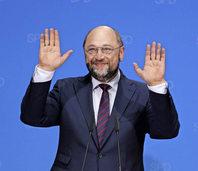 Geringe Chancen für Schulz