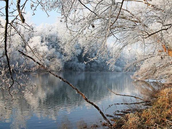 Am Baggersee in Wittenweier.