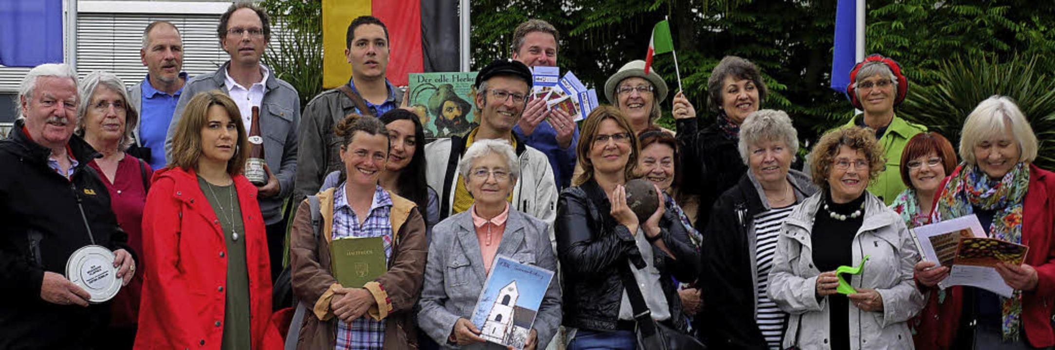 Die Stadtführer bieten auch im anstehe...r  eine große Vielfalt an Themen an.    | Foto: Merstetter