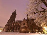 Schnee, Sturm und Dauerfrost in Südbaden erwartet