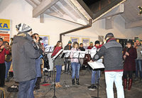 Musikalische Grüße der Trachtenkapelle