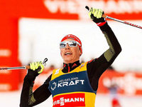 Eric Frenzel siegt in Lahti, Schwarzwälder Fabian Rießle wird Siebter