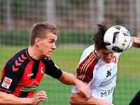 Nils Petersen trifft doppelt beim 3:1-Testspielsieg gegen den FC Vaduz