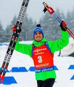 Simon Schempp gewinnt Weltcup in Oberhof, Benedikt Doll aus Breitnau wird Sechster