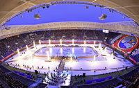 Eishockey im Fußballstadion