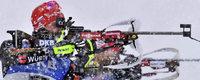 Beim Biathlon ist zwischen Erfolg und Absturz ein sehr schmaler Grat