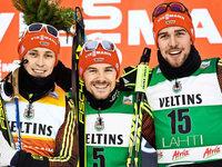 Breitnauer Fabian Rießle bejubelt ersten Saisonerfolg