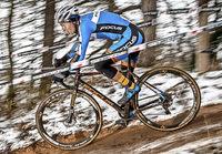 Freiburger Sascha Weber wird Vizemeister im Radcross