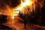 Fotos: Feuer in Stall in Klengen tötet viele Kälber