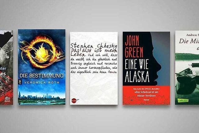 Die 5 beeindruckendsten Jugendromane für jedes Alter