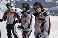 Die Skitrainer stehen in den Startlöchern