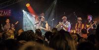 The Nutty Boys, feat. Anja in Emmendingen