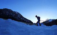 Junior Janosch Brugger von der WSG Schluchsee hat beste Chancen auf nationale Titel in Oberwiesenthal