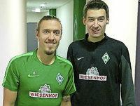 Von der Baar zu Werder Bremen