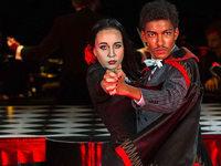 "Fotos: So war die Generalprobe des Musicals ""The Addams Family"""