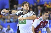 Deutsche Handballer besiegen Ungarn