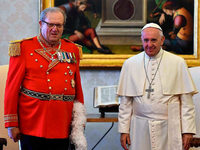 Malteser-Streit um Glaubensauslegung und Kondome