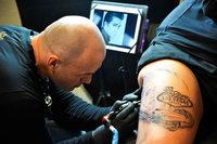 Seefahrer und Pilger nutzten Tattoos als Belege ihrer Reisen