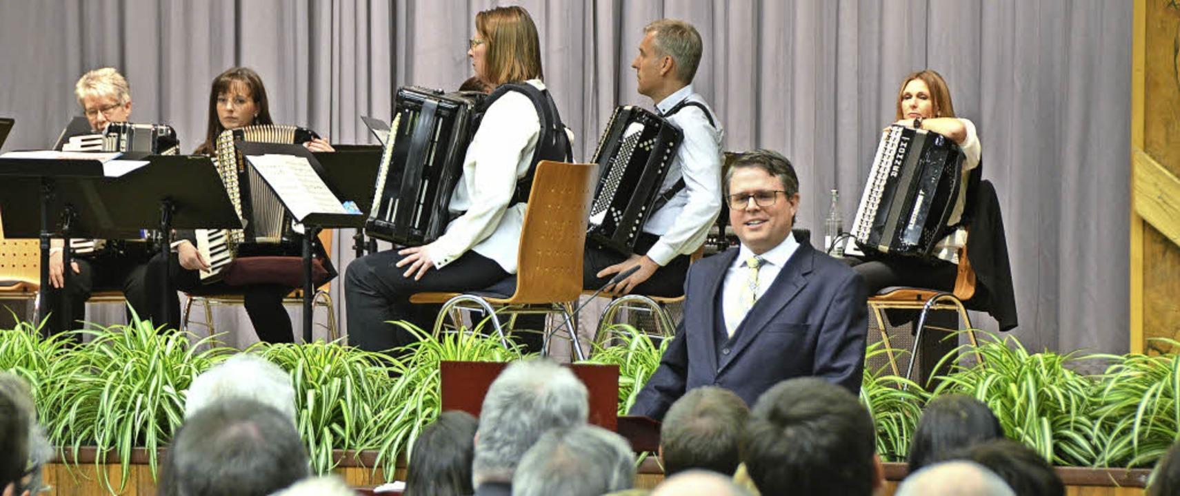 Neujahrsempfang Grenzach-Wyhlen 2017  | Foto: Ralf H. Dorweiler